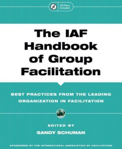 Sandy-Shuman-The-IAF-Handbook-of-Group-Facilitation-245x300