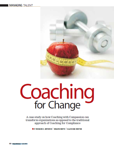 coaching fo change